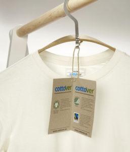 Bærekraftige tekstiler fra Cottover