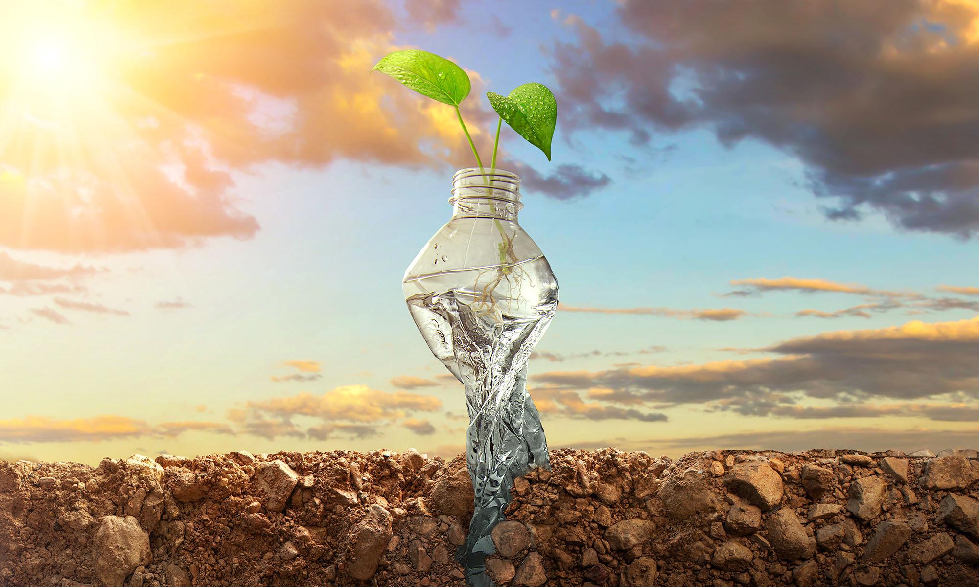 Bærekraftig plast