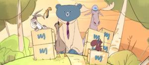 Wittusen & Jensen - Sammen er vi et eventyr - Animasjonsfilm