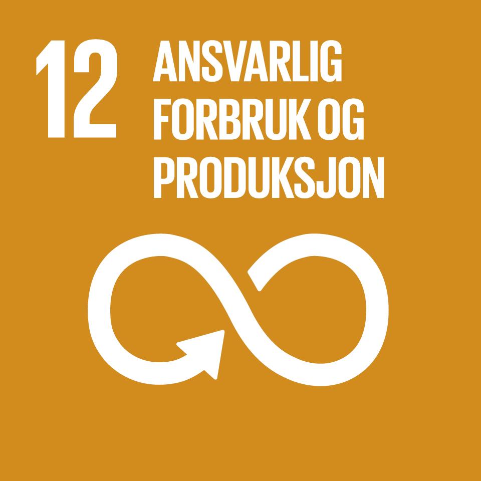 FNs bærekraftsmål 12 - Wittusen & Jensen