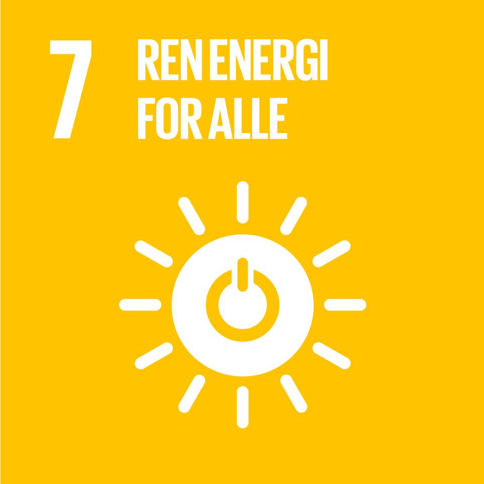 FNs bærekraftsmål 7 - Wittusen & Jensen