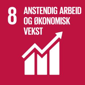 FNs bærekraftsmål 8 - Wittusen & Jensen