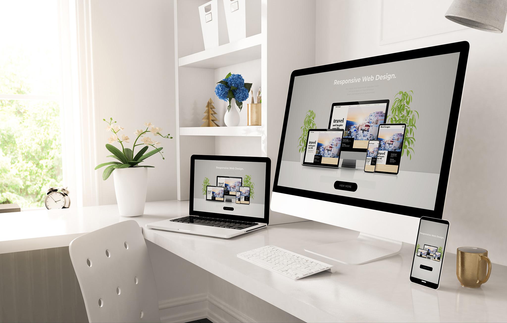 Responsivt design - Wittusen & Jensen
