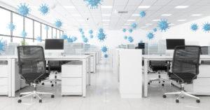 Koronavennlige kontorlokaler - Wittusen & Jensen