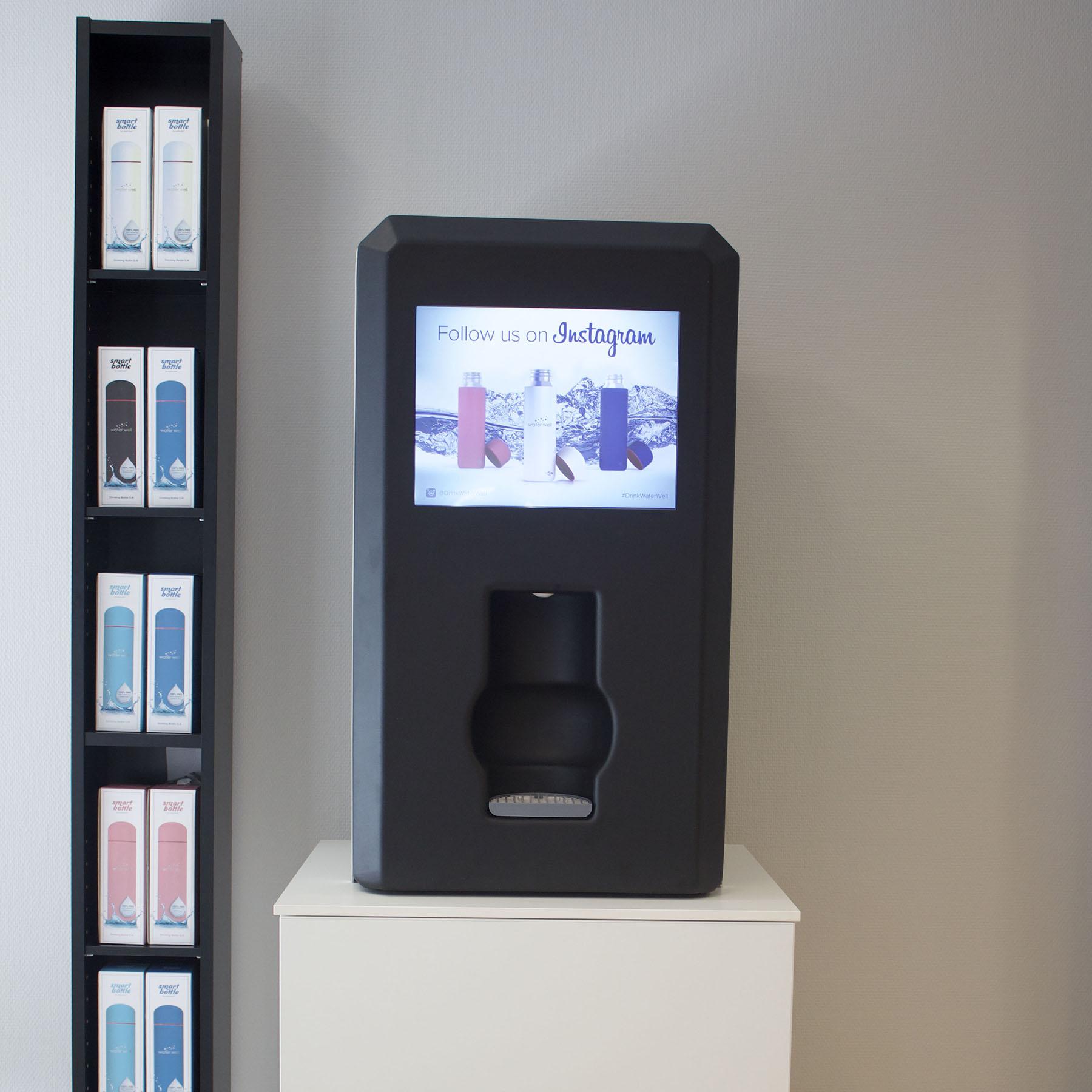 Waterwell dispenser - Wittusen & Jensen