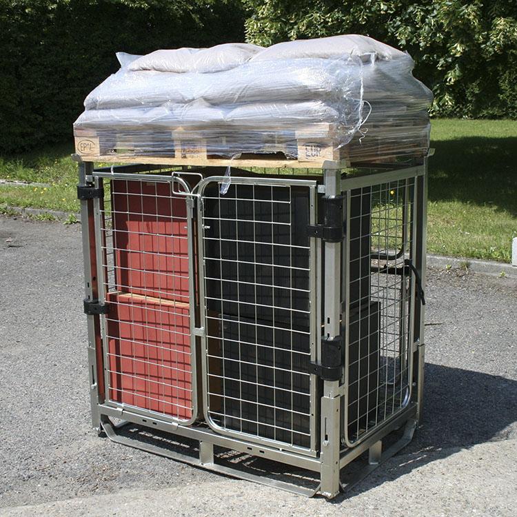 Transportcontainer - Wittusen & Jensen