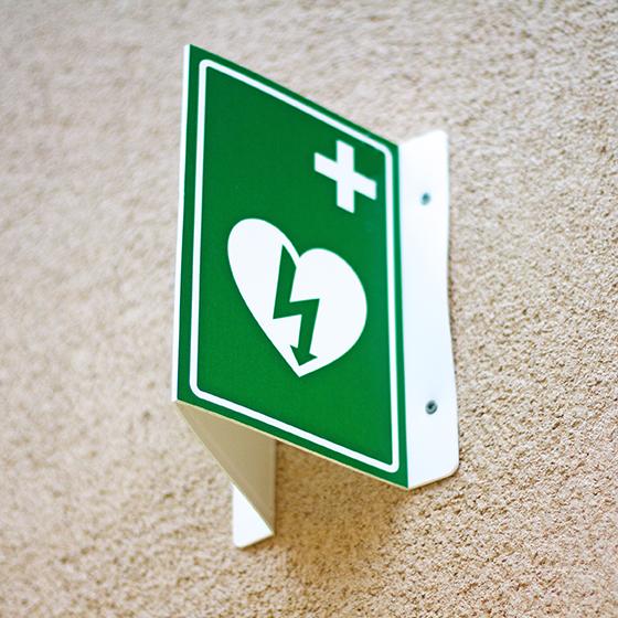 Lean 5S - Førstehjelp - Hjertestarter - Wittusen & Jensen